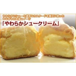 カスタードシュークリーム3個とチョコシュークリーム3個のセット|yanagiyakashi