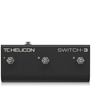 TC HELICON フット スイッチ SWITCH-3【国内正規品】の画像