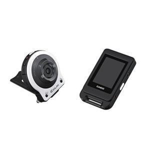 CASIO デジタルカメラ EXILIM EXFR10WE カメラ部/コントロール部分離 フリースタイルカメラ 1410万画素 EX-FR10WE ホ|yanagoma-store