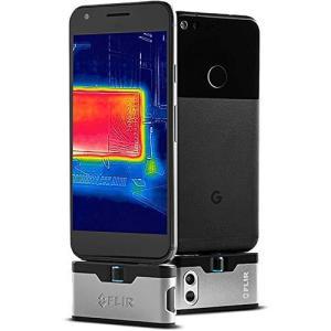 FLIR(フリアー)【国内正規品】android(Type-C)用 FLIR ONE Gen3 4800画素 1年保証 赤外線サーモグラフィー メーカ|yanagoma-store