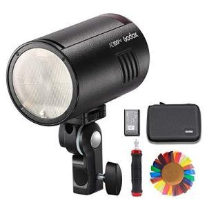 【Godox正規代理店】Godox AD100PRO フラッシュストロボ 100Ws ラウンドヘッドモノライト 2.4G TTL 1/8000 HSS|yanagoma-store