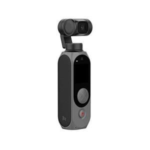 FIMI PALM 2 ジンバルカメラ WIFI 4K 128°超広角ミニポケットカメラ100Mbps手振れ補正 電池308分間使用可能ノイズリダクシ|yanagoma-store