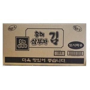韓国のり ホンヘ サンブジャ韓国のり 海苔(1ケース)/三父子/韓国/海苔/BOX/弁当/サンブサ/三夫子/業務用/箱