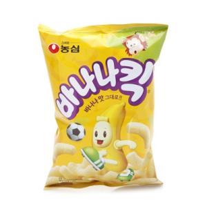 農心 バナナキック 75g (韓国版)