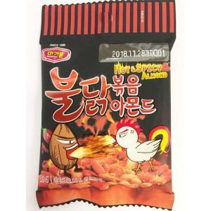 ブルダック炒め味アーモンド 30g