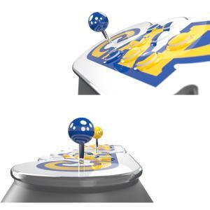 CAPCOM HOME ARCADE アーケード コントロールパネル スティック型 ゲーム機 16タイトルを収録 レトロゲーム|yancom|03