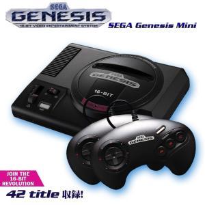 平行輸入品 Sega Genesis Mini セガ ジェネシス ミニ メガドライブミニ 北米バージョン 北米版|yancom
