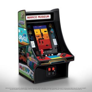 平行輸入品 MINI PLAYER RETRO ARCADE NAMCO MUSEUM ナムコミュージアム ミニサイズ ゲーム機 レトロアーケードゲーム 20種類|yancom