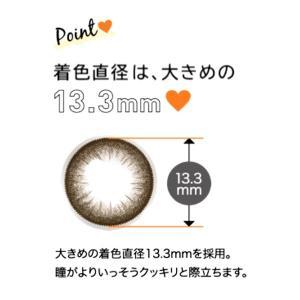 Ultimate 2WEEK PEARL Cheri Brun 2箱両眼3months SET(レンズケース)付き yanjing 03