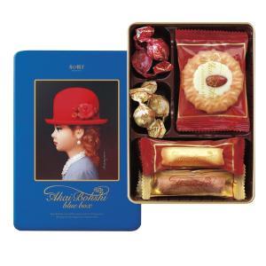 内祝い お返し 出産祝い 結婚祝い お返し 赤い帽子 ブルー