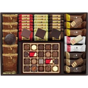 お歳暮 ギフト 人気 お歳暮 送料無料 お菓子 メリーチョコレート スイートセレクション