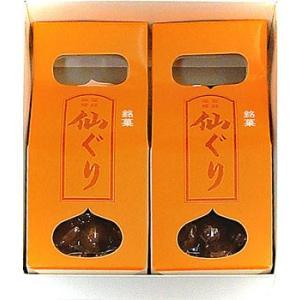 仙ぐり 300g×2箱|yaohide