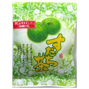 香りの銘茶 すだち茶 30包入 yaohide