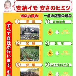 安納芋 4kg入り 送料無料 2セット以上のご購入で、新鮮野菜のおまけ 焼き芋 に最適な 蜜芋 yaoyamato 05