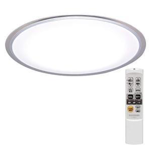 アイリスオーヤマ LED シーリングライト 調光調色タイプ ~14畳 (日本照明工業会基準) 5800lm クリアフレーム ナツメ球 5年保証 明るさ yaoyorodu-store