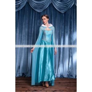 ハロウィン/エルサ アナと雪の女王風コスプレ 衣装/Yapy|yapy