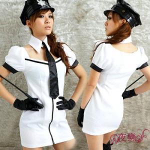 コスプレ 婦人警官 衣装 plc4セクシーポリス系コスプ|yapy
