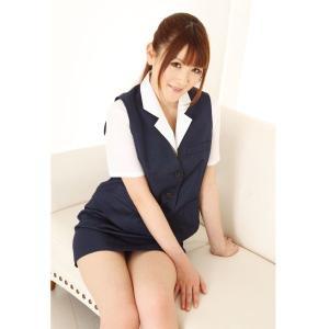 コスプレ OL制服 密室秘書 M・Lサイズ|yapy