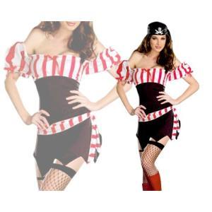 ハロウィン衣装 海賊仮装コスプレ 女船長 アン・メアリー|yapy