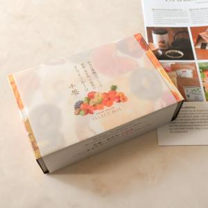 千果彩ドライフルーツセレクトBOX 砂糖・保存料不使用の国産ドライフルーツ ※病院関係者の方への差入れに!|yarnhouse