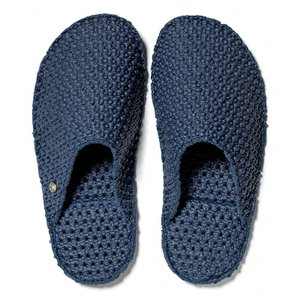 Le dd dream ドリームスリッパ ブルー◆Sサイズ Mサイズ Lサイズエコスリッパ イタリア製 すべらない 洗濯可能 軽い プレゼント ギフト 贈り物 青 紺 父の日|yasac