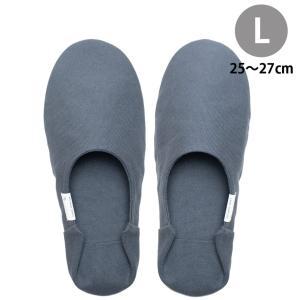 バブーシュ・帆布 Lサイズ<Large/25-27cm>全7色【ABE HOME SHOES】スリッパ ルームシューズ 室内履き レディース メンズ 綿 おしゃれ かかと付き 来客用|yasac