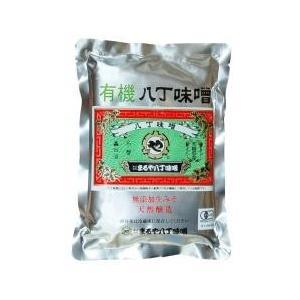 まるや 有機八丁味噌 400g|yasaimura