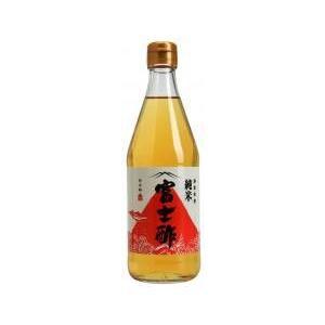 純米富士酢 500ml|yasaimura