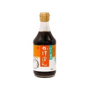 チョーコー ゆず醤油かけぽん 400ml|yasaimura