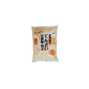 ムソー 北海道産・てんさい含蜜糖・粉末 500g|yasaimura
