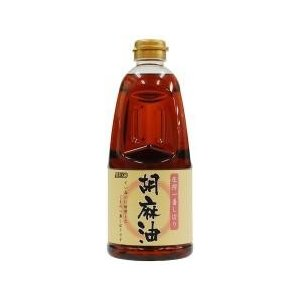 圧搾一番しぼり胡麻油 910g|yasaimura