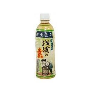 マルアイ 麹屋甚平 浅漬の素 500ml|yasaimura