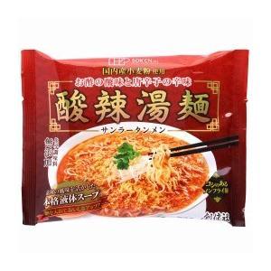 創健社 酸辣湯麺 (サンラータンメン) 111g|yasaimura