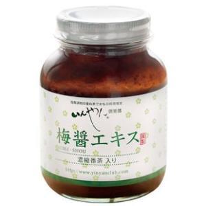 梅醤エキス 濃縮番茶入り 250g|yasaimura