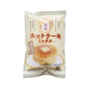 桜井 お米のホットケーキミックス 200g|yasaimura