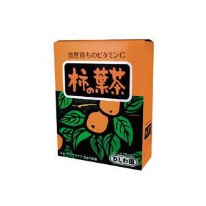 柿の葉茶 60g(3g×20袋)|yasaimura