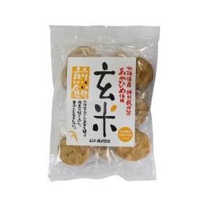 ムソー 玄米煎餅・特別栽培米あやひめ使用 15枚|yasaimura
