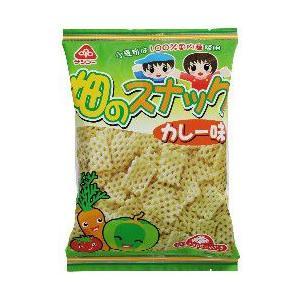 サンコー 畑のスナック・カレー味 55g|yasaimura