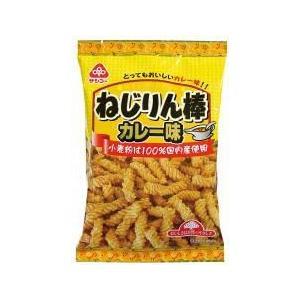 サンコー ねじりん棒・カレー味 85g|yasaimura