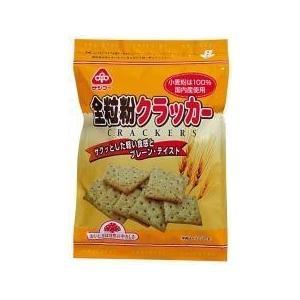 サンコー 全粒粉クラッカー 100g|yasaimura