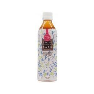 ムソー 国産有機さらつや美人番茶 500ml|yasaimura