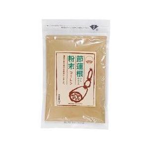 無双本舗 節蓮根粉末 50g|yasaimura