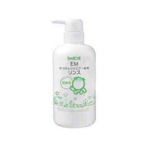 シャボン玉 EMせっけんシャンプー専用リンス 520ml|yasaimura
