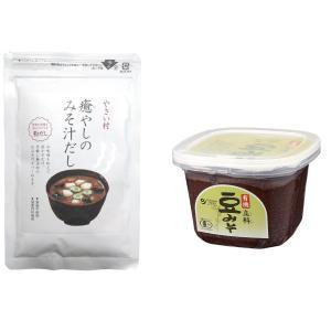 お得な癒やしのみそ汁だしセット(豆)|yasaimura