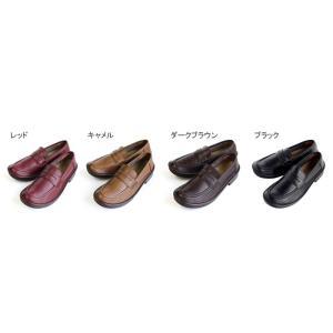 deda0e31ebbeb8 ... コインローファー コンフォートシューズ メンズ 学生靴 通勤 通学 紳士靴 日本製 TWIST ○|