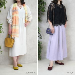 バレエシューズ パンプス カジュアル フラット 2way シンプル レディース 婦人靴 日本製 A0641 yasashii-kutukoubou 03