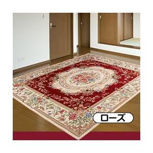 ゴブラン織 セニールカーペット  (YAN)240×240cm <4.5畳用>|yasashisa
