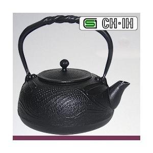 IH対応南部鉄瓶 とんぼ1.2L (急須 南部鉄器 南部鉄瓶) (NT1) |yasashisa