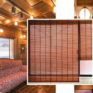 ウッドスクリーン(175×140cm)|yasashisa