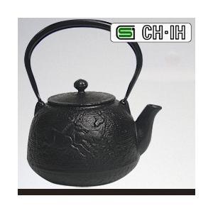 (即日発送)IH対応南部鉄瓶 宝珠馬(黒)1.5L (急須 南部鉄器 南部鉄瓶) (NT1) |yasashisa